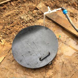 обустройство водоснабжения из скважины