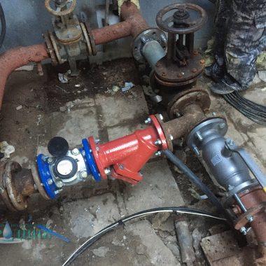 Восстановление водостнабжения
